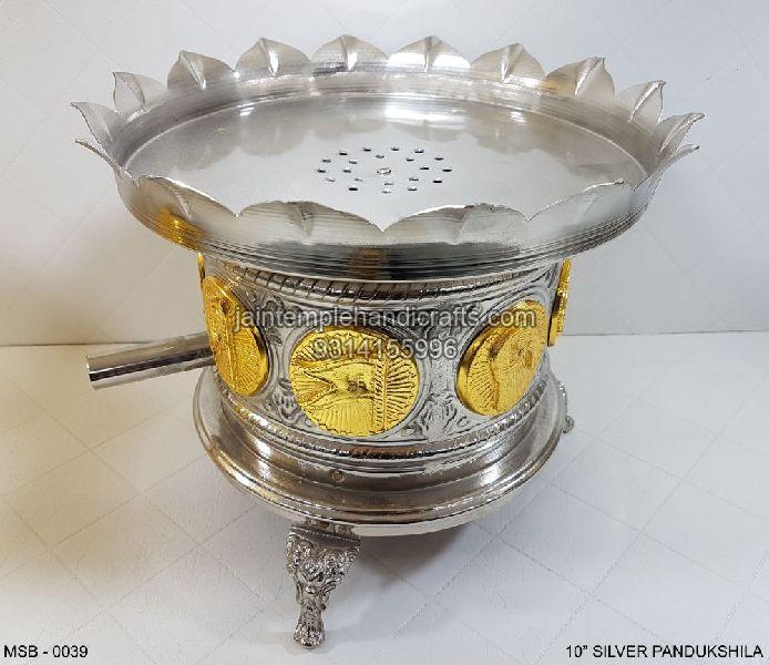 MSB-0039 Silver Pandukshila
