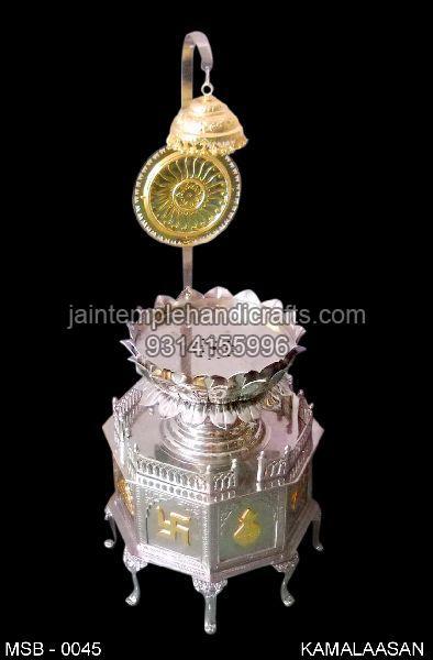 MSB-0045 Silver Pandukshila