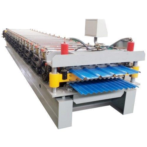 Aluminum Roofing Sheet Making Machine