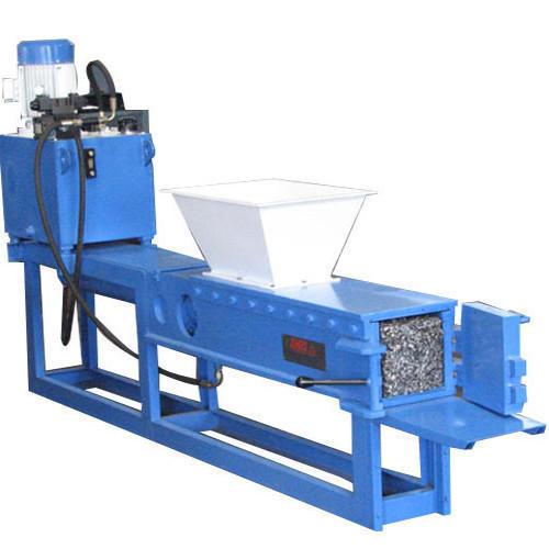 Single Compression Scrap Baling Presses