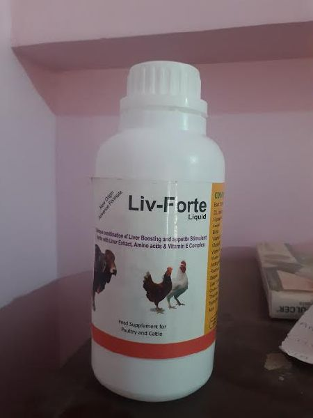 Liv-Forte Liquid Feed Supplement