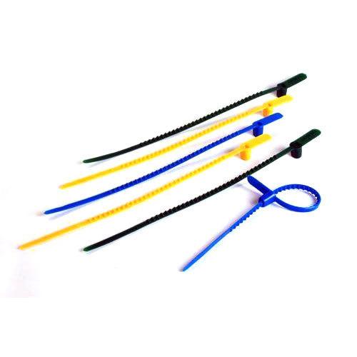Multicolor Polypropylene Strap Locks