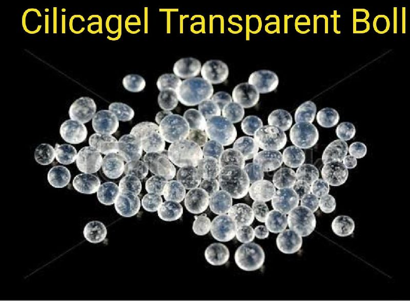 Sillicagel Transparent Balls