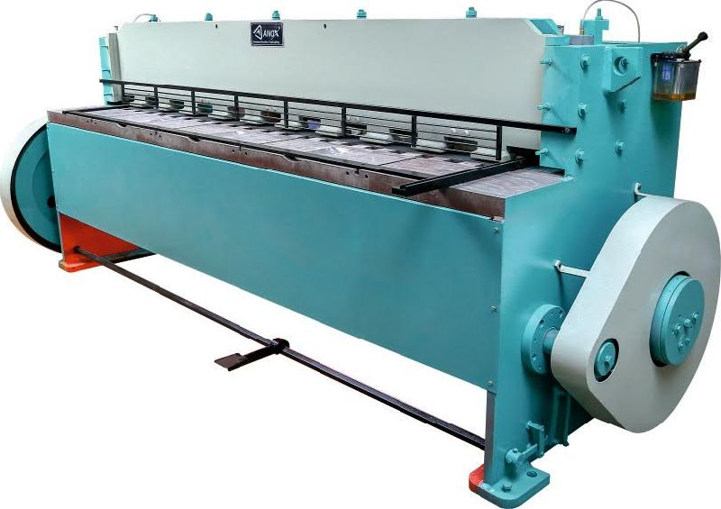 Automatic Steel Almirah Making Machine