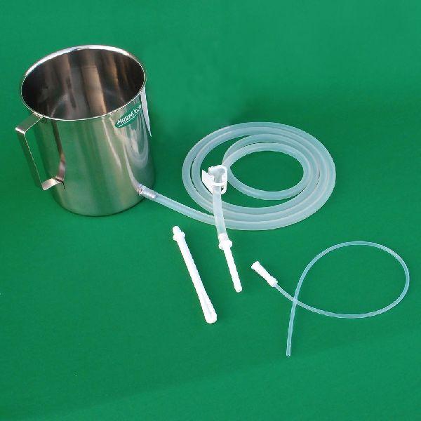 Enema Kit with Silicone Tubing