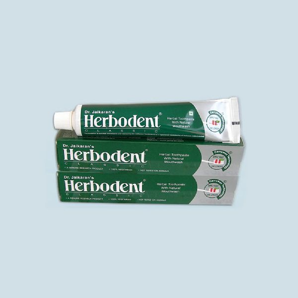 Herbodent Herbal Toothpaste