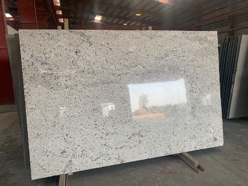 Orlando White Granite Slabs