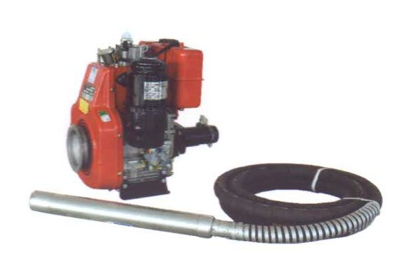Diesel Conventional Vibrator