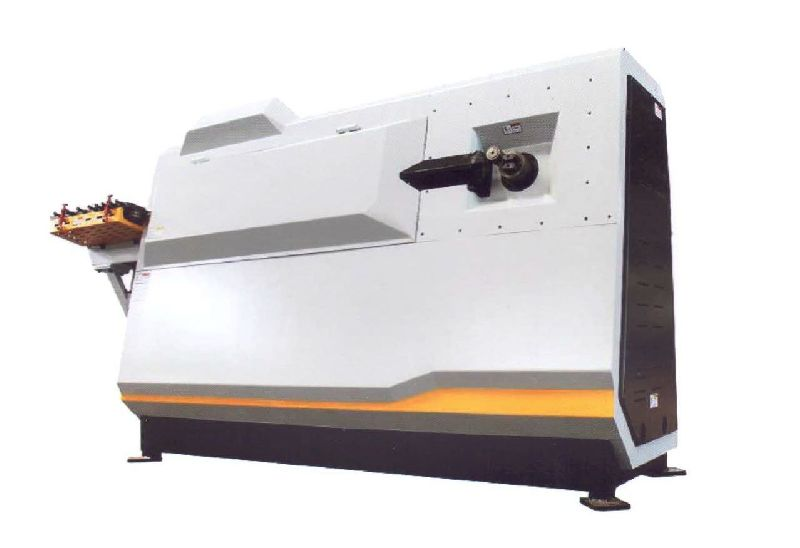 SGW12D-1 CNC Stirrup Straightening Bending Cutting Machine
