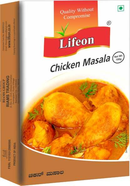 Lifeon Chicken Masala