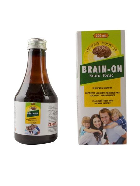 Brain-On Syrup