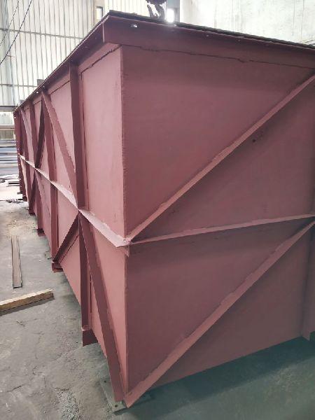 Rectangular Mild Steel Tank