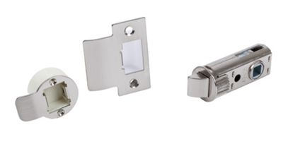 Round Door Latch