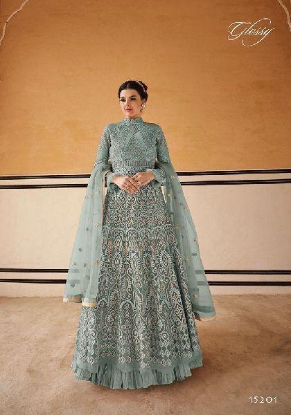 Fancy Bridal Gown