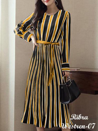Beleza Fab Western Wear Dress
