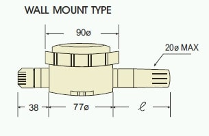 Wall Mount Type