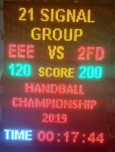Electronic LED Score Boards