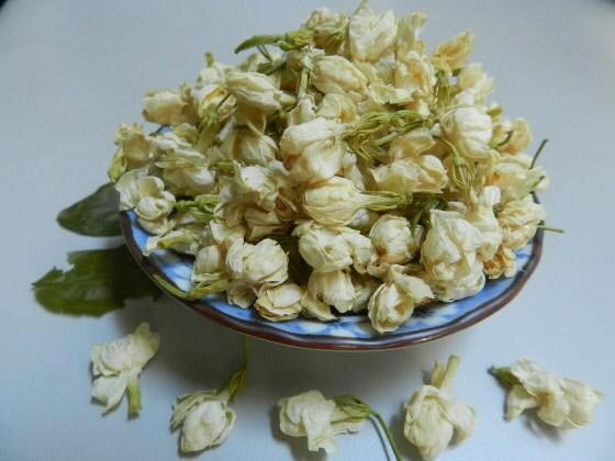 Dried Jasmine Flowers
