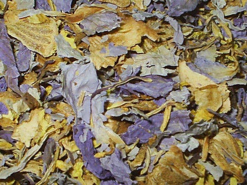 Dried Lotus Petals