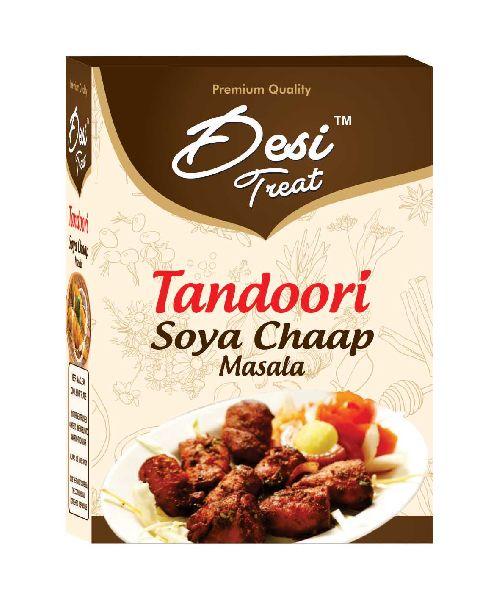 Tandoori Soya Chaap Masala