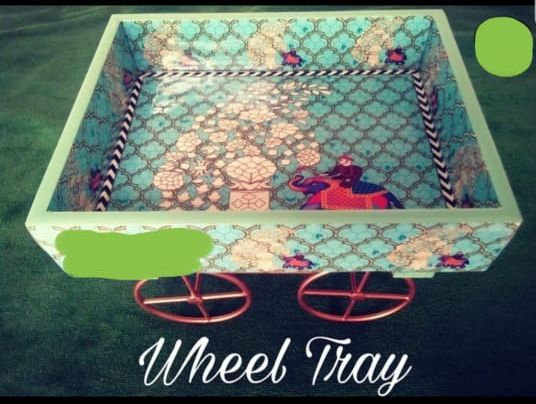 Designer Decorative Tray