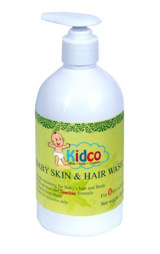 Kidco Baby Skin & Hair Wash