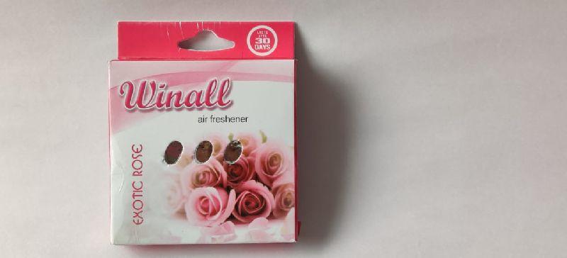 Winall Exotic Rose Air Freshener (50 gm)