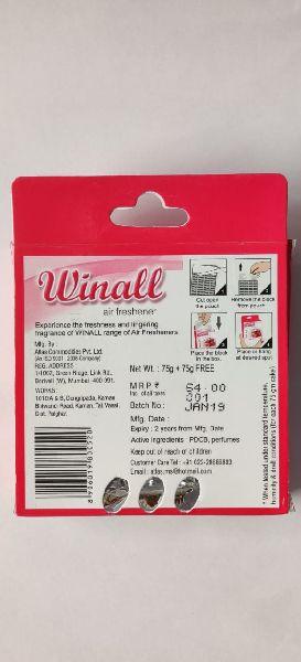 Winall Exotic Rose Air Freshener (75 gm)