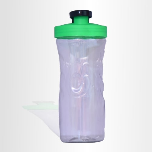 PET Sipper Bottle for Round Neck T-shirt Packaging