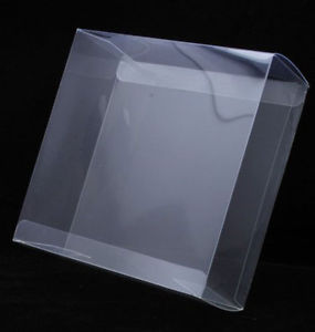PVC Cosmetic Packaging Box