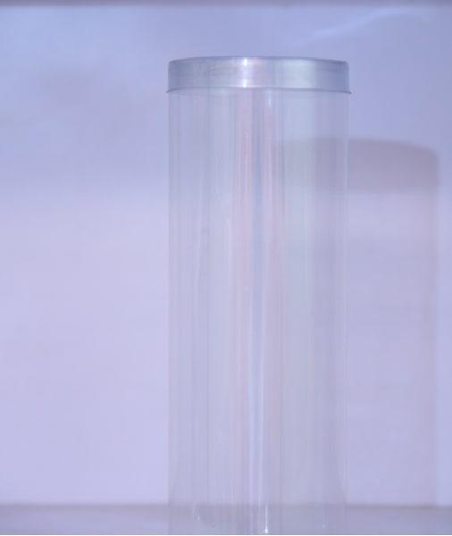 PVC Cylinder Box
