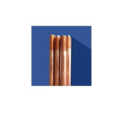 100 Micron Copper Bonded Earth Rod