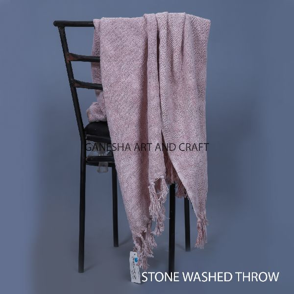 Pink Throw Blankets