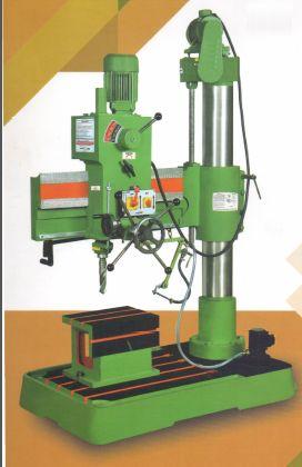 All Geared Precision Radial Drilling Machine