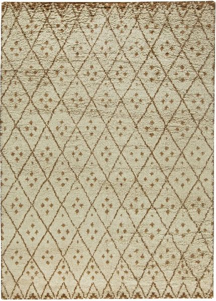 Knotted Carpets