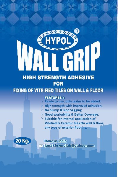 High Strength Adhesive