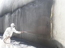 Insulation & Waterproofing Protective Coating