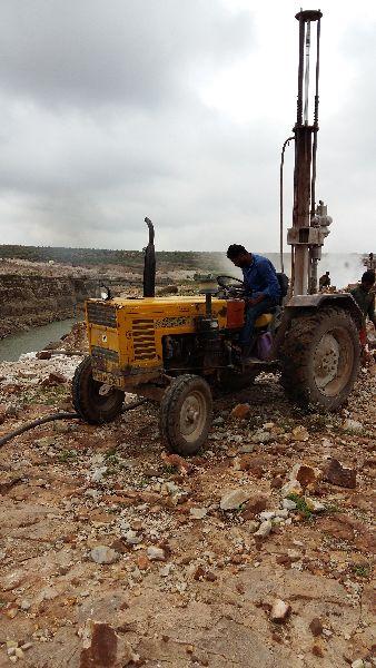 Rock Drilling Machine Rental Service