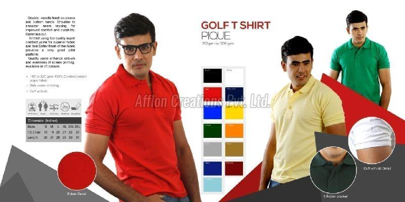 Mens Golf T-Shirts