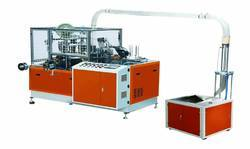 80 Pcs High Speed Automatic Paper Cup Making Machine