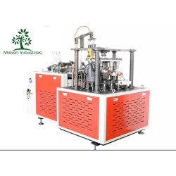 Single & Three Phase Paper Cup Making Machine