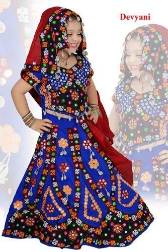 Devyani Girls Cotton Chaniya Choli
