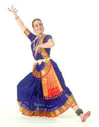 Female Bharatanatyam Costume