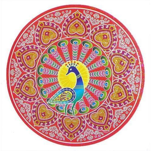 Rangoli Sticker