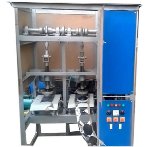 Semi Automatic Paper Dona Making Machine