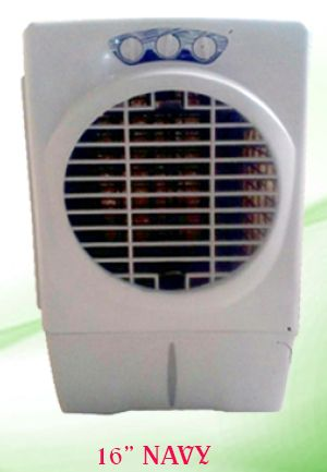 16 Inche Navy Plastic Cooler