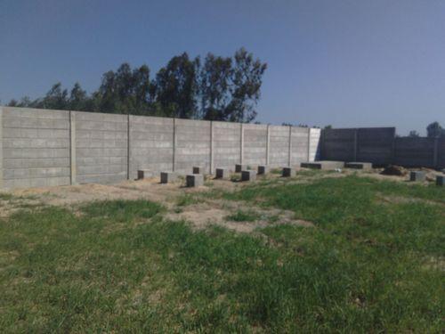 RCC Farm House Compound Wall