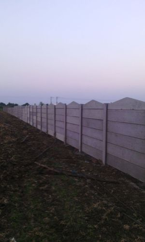 RCC Precast Compound Wall