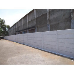 Readymade Godown Wall