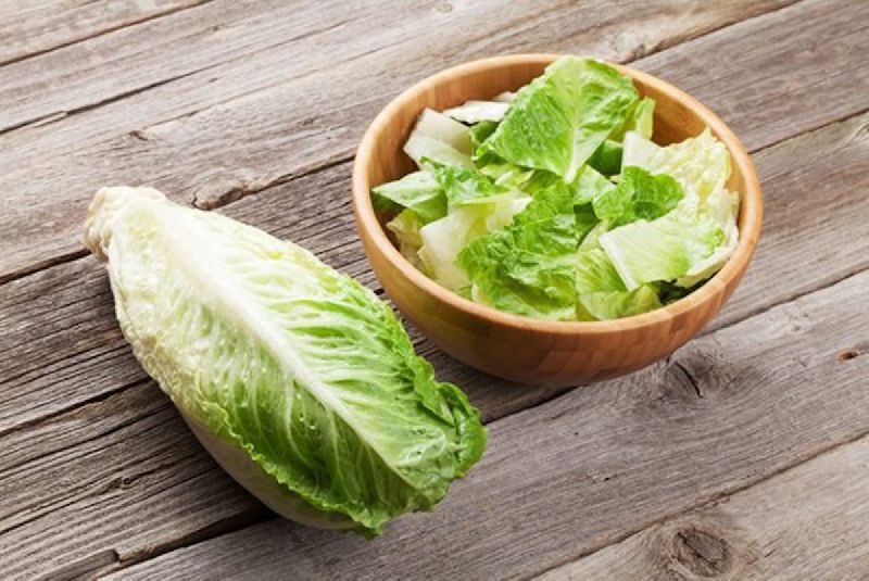 Fresh Romaine Lettuce